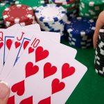 saldo deposit poker
